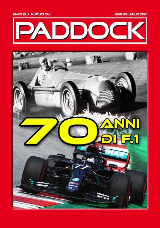 Paddock - Gennaio Febbraio 2020 - image copertina-luglio-agosto-2020 on http://auto.motori.net