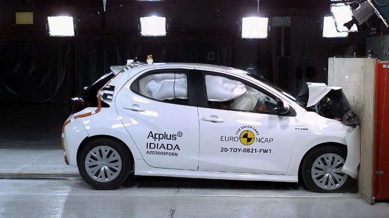 "Arriva Babybeep, il dispositivo ""salva bambini"" per auto - image Toyota_Yaris_2020 on http://auto.motori.net"