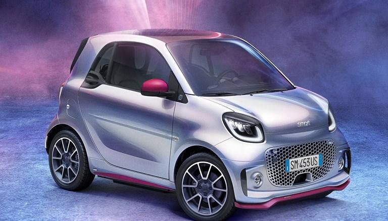 Smart elettrizza le special edition più desiderate - image ushuaia on http://auto.motori.net