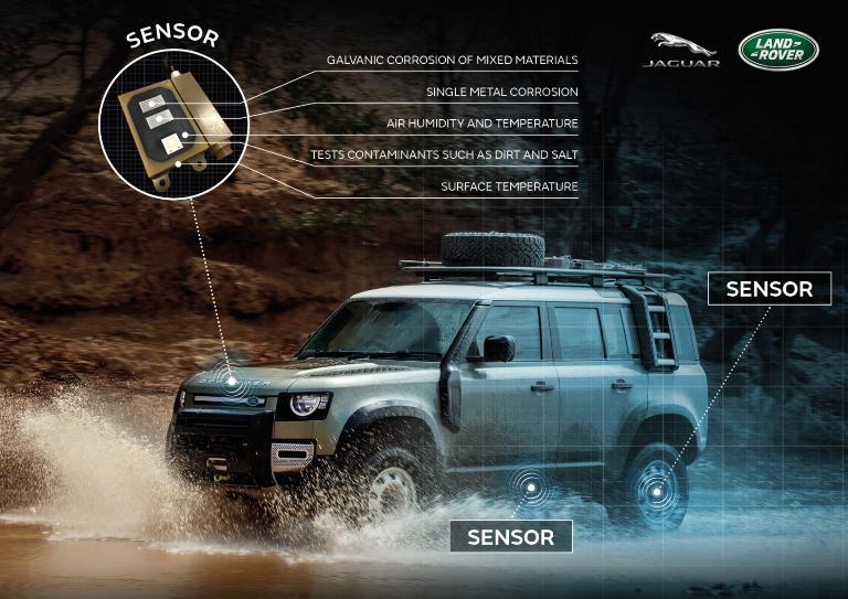 Libretto d'Uso e Manutenzione Volvo V40 CROSS COUNTRY Berlina 2v 2017 - image JLR-Sensors_Graphic on http://auto.motori.net