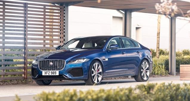 Dialogo tra veicolo e occupanti: priorità alla sicurezza - image Jaguar-XF on http://auto.motori.net