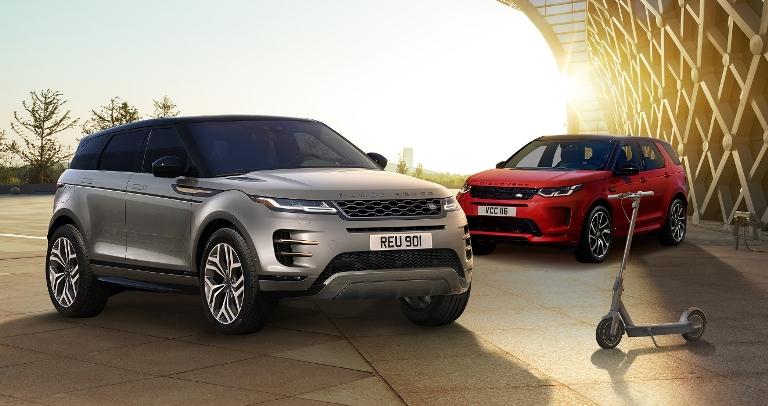 Range Rover Evoque e Discovery Sport una mobilità urbana integrate - image  on http://auto.motori.net