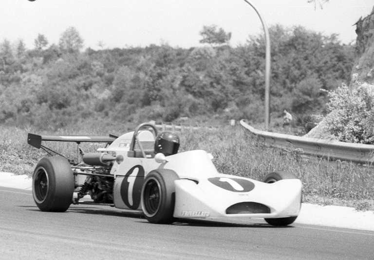 Ignazio Giunti - Un pilota, un'epoca - image March-733 on http://auto.motori.net