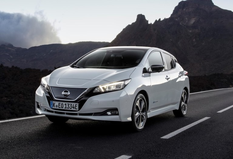 FCA + PSA = Stellantis - image New-nissan-leaf on http://auto.motori.net