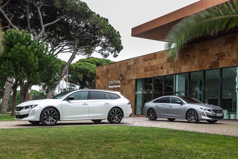 Le ammiraglie elettrificate VW disponibili in Italia - image PEUGEOT-RINNOVA-LA-GAMMA-DI-508-2 on http://auto.motori.net