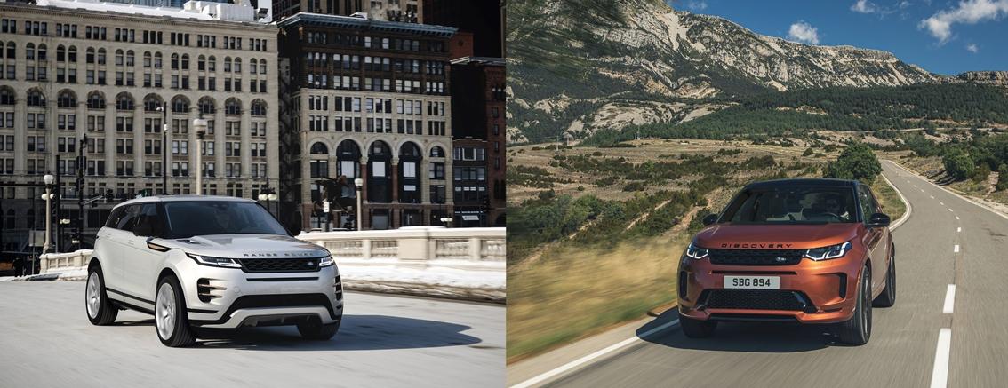 Un milione di volte Lexus in Europa - image Range-Rover-Evoque-e-Discovery-Sport-21MY on http://auto.motori.net
