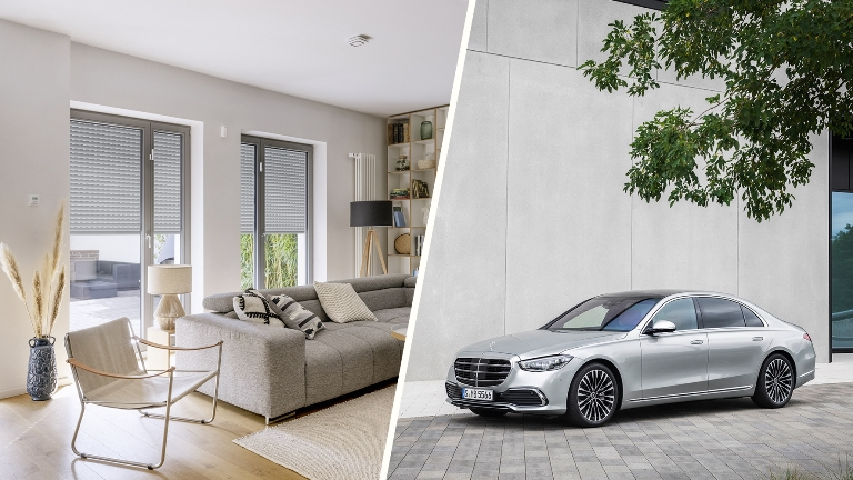 Audi al CES 2015 - image bosch-smart-home-x-daimler-partnerschaft on http://auto.motori.net