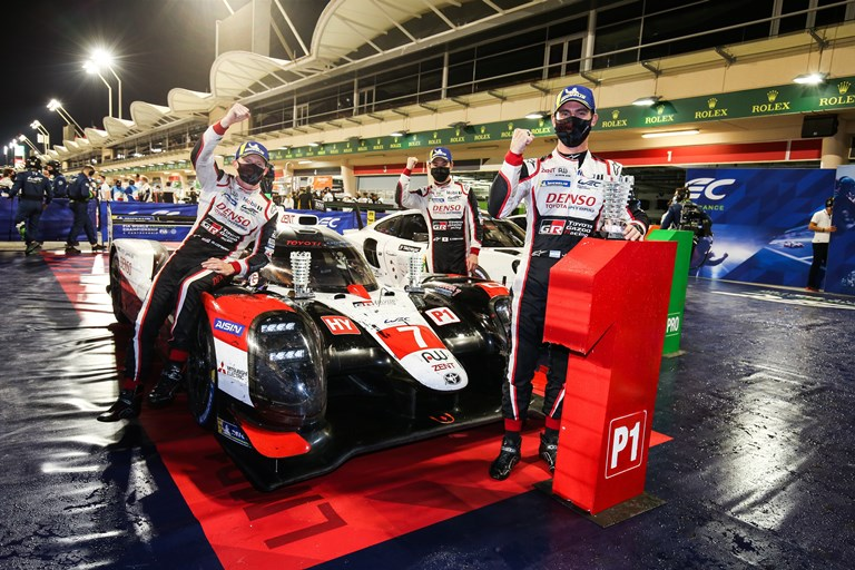 Sicurezza stradale: Europa in stallo - image wec-2019-2020- on http://auto.motori.net