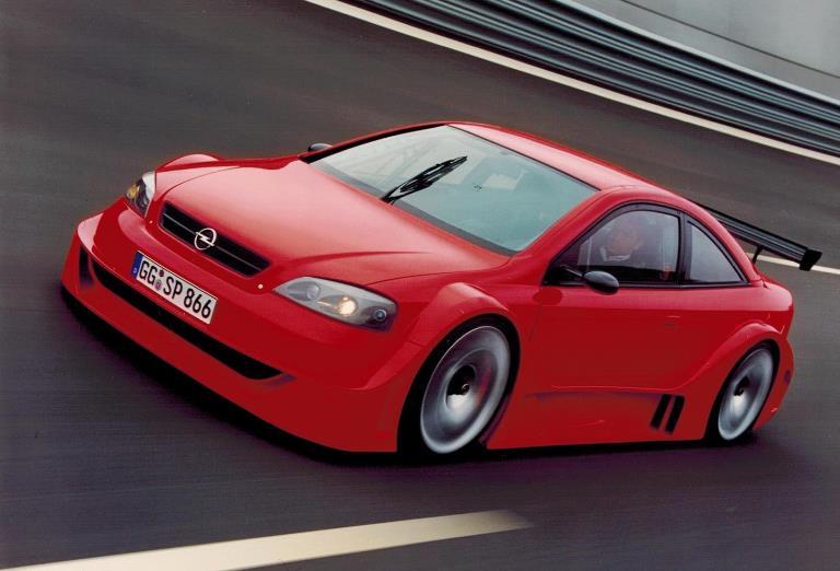 """'Gnazio"" 50 - image 2001-Opel-Astra-Coupè-OPC-X-Treme-1 on http://auto.motori.net"