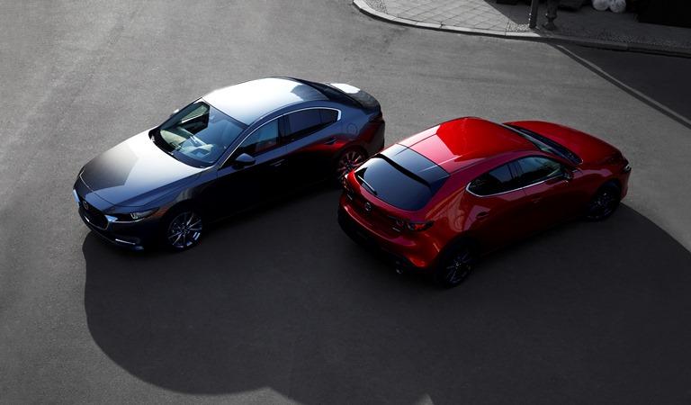 GTX, la nuova firma sportiva della gamma ID. - image 2021-Mazda3-1 on http://auto.motori.net