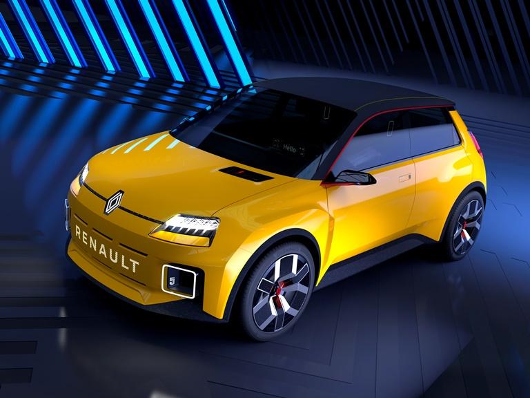 Sportiva e seducente con il nuovo motore Skyactiv-X - image 2021-Renault-5-Prototype on http://auto.motori.net