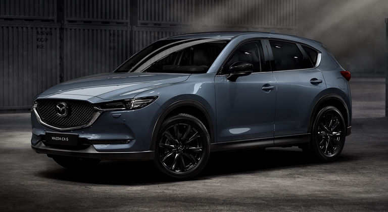 Libretto d'Uso e Manutenzione Volvo V40 CROSS COUNTRY Berlina 2v 2017 - image CX-5_Exterior on http://auto.motori.net