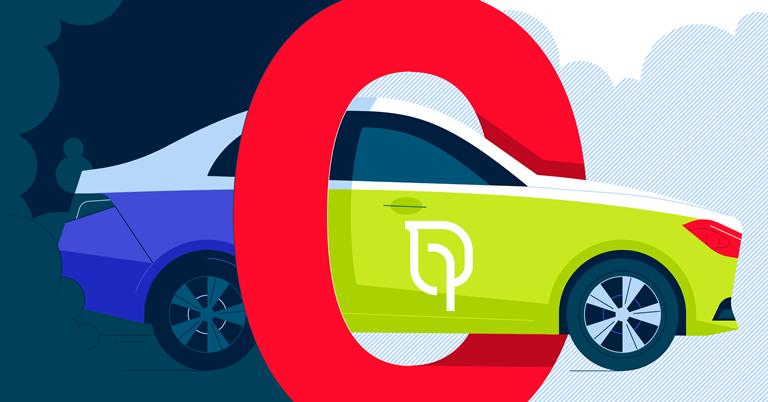 Auto aziendali nel 2021: meno benzina e Diesel, più ibridi - image FREE-NOW-Move-To-Net-Zero on http://auto.motori.net