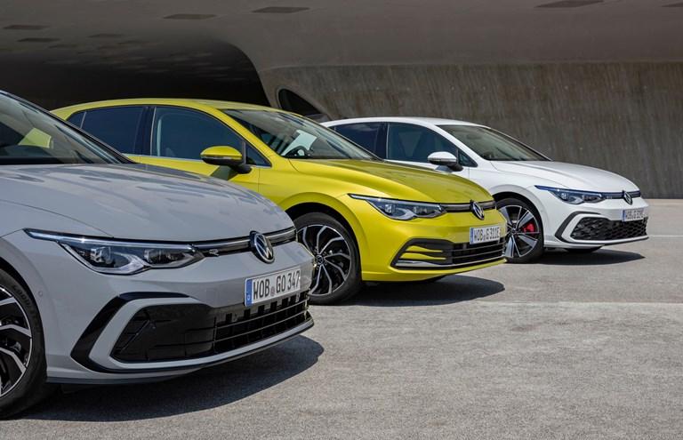 GTX, la nuova firma sportiva della gamma ID. - image Golf-ibride_gamma on http://auto.motori.net