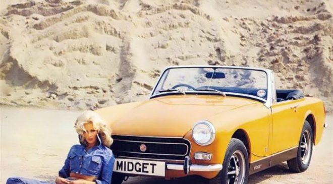 MG Midget, 60 anni ben portati