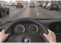 Il futuro del display e del sistema operativo BMW iDrive