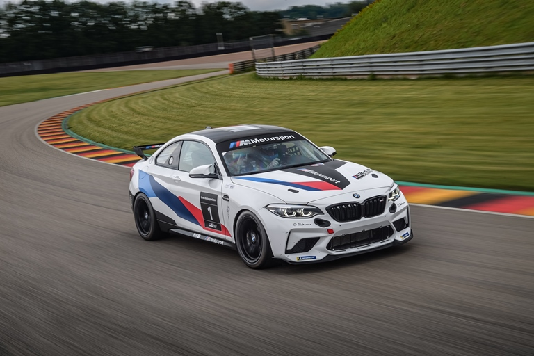 BMW M2 CS Racing Cup Italy, al via la prima edizione - image bmw-m2-cs-racing on http://auto.motori.net