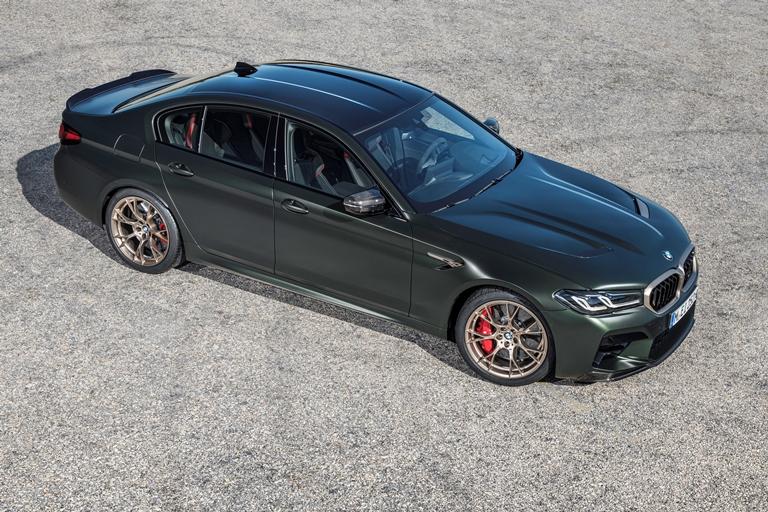 BMW nuovo premium partner del Milan - image new-bmw-m5-cs on http://auto.motori.net