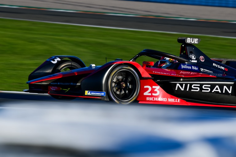 Andrea Cola punta al Mondiale - image Nissan-Formula-E on http://auto.motori.net