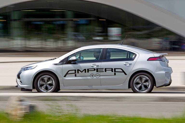 Nuova piattaforma Techsyn per pneumatici avanzati - image Opel-Ampera-1 on http://auto.motori.net