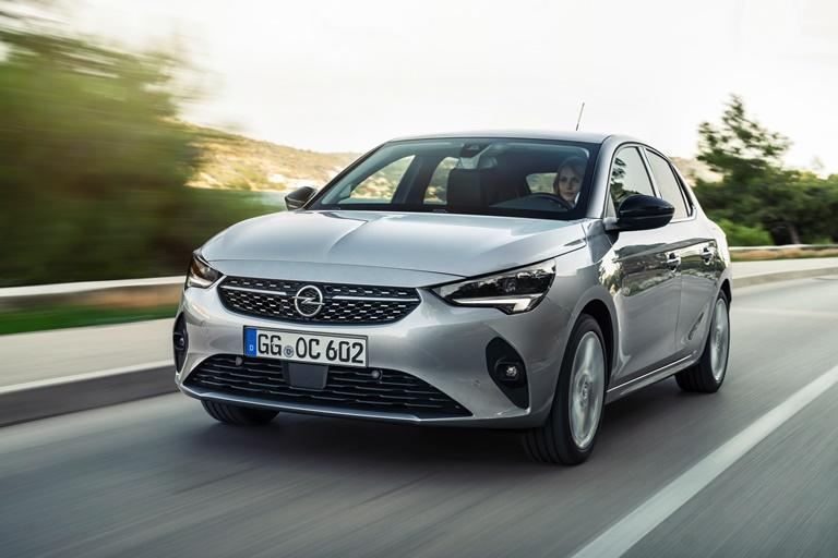 Nuova piattaforma Techsyn per pneumatici avanzati - image Opel-Corsa on http://auto.motori.net