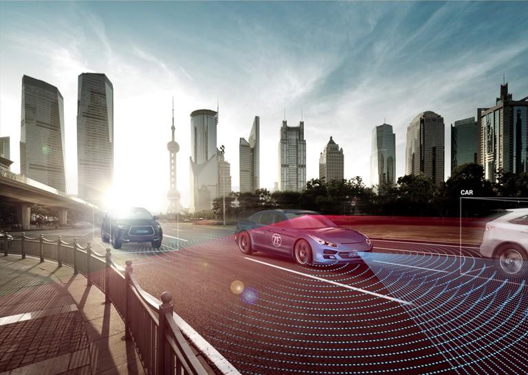 Bridgestone Potenza Sport, nuova eccellenza nel segmento sportivo - image ZF_Level2_coASSIST_Shanghai on http://auto.motori.net