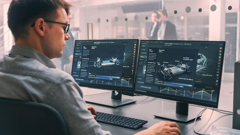Nuova piattaforma Techsyn per pneumatici avanzati - image bosch-softwareentwicklung on http://auto.motori.net