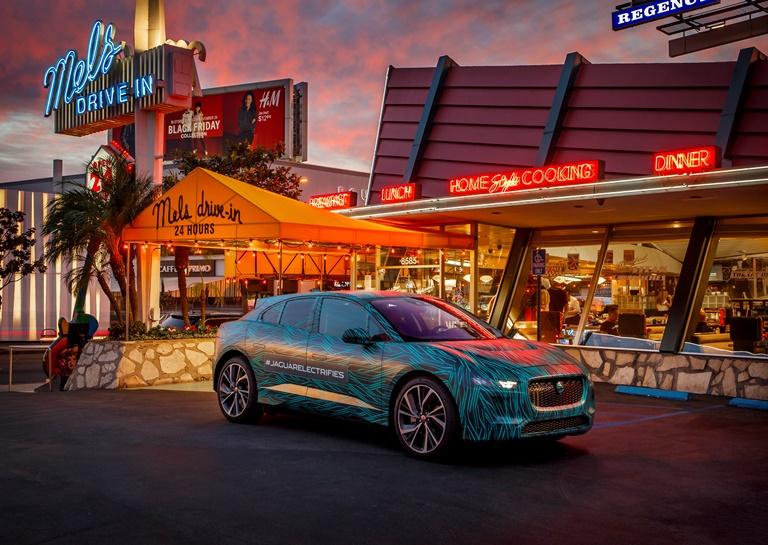 Tutta la potenza del marchio - image jaguar-ipace on http://auto.motori.net