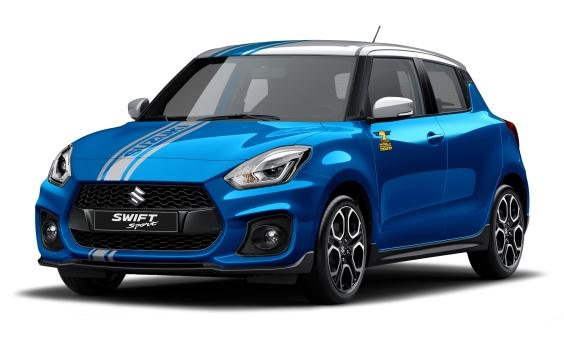 Tutta la potenza del marchio - image swift-web-ed-champion on http://auto.motori.net