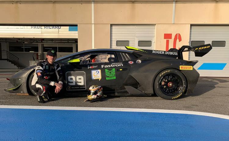 Andrea Cola punta al Mondiale - image A.-Cola-Lamborghini-Paul-Ricard- on http://auto.motori.net