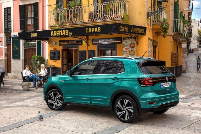 CarBox… e ci abbona all'automobile on demand - image T-Cross on http://auto.motori.net