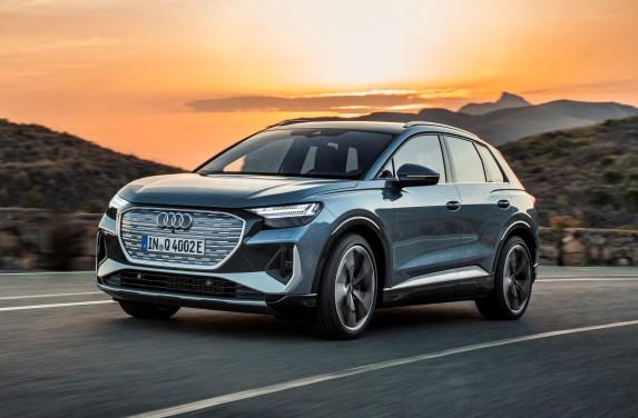 La Discovery Sport si aggiudica le Cinque Stelle NCAP - image Audi-Q4-e-tron_003 on http://auto.motori.net