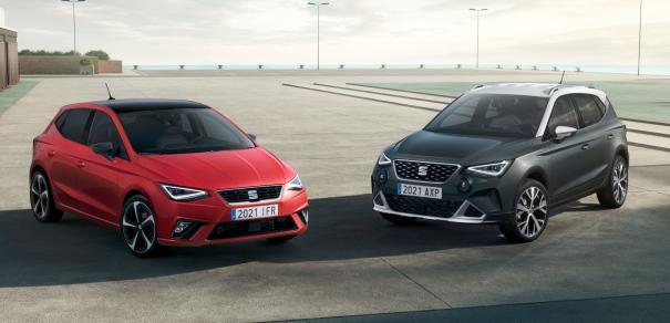 La Discovery Sport si aggiudica le Cinque Stelle NCAP - image SEAT-Ibiza-FR-SEAT-Arona-Xperience-H on http://auto.motori.net