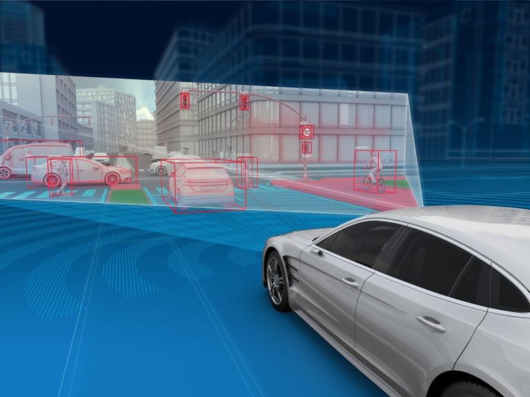 La Discovery Sport si aggiudica le Cinque Stelle NCAP - image ZF_FRR_SensorPower on http://auto.motori.net