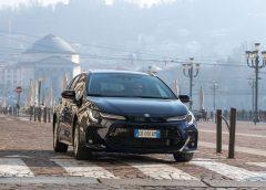 Ibrido Suzuki garantito fino a 10 anni o 250.000 km