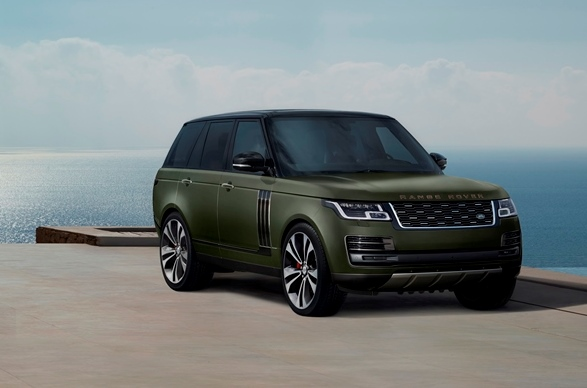Le esclusive Range Rover di SV Bespoke - image svad-ultimate-front on http://auto.motori.net