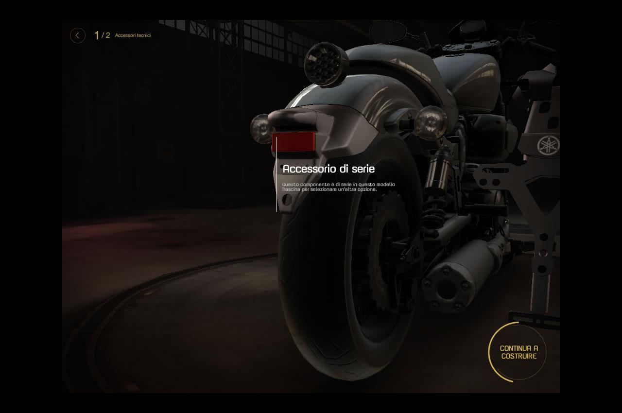 MY GARAGE: L'App Yamaha per creare la propria Special Tre Diapason - image 004352-000052671 on http://moto.motori.net