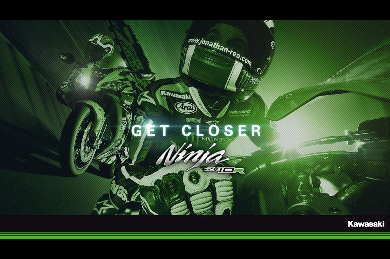 L'App ufficiale Ninja ZX-10R - Get Closer - image 006412-000073652 on http://moto.motori.net
