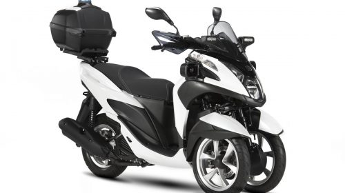 Yamaha Tricity 125 For Police - image 009466-000104011-500x280 on http://moto.motori.net
