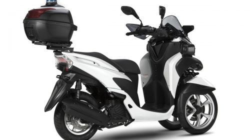 Yamaha Tricity 125 For Police - image 009466-000104013-500x280 on http://moto.motori.net