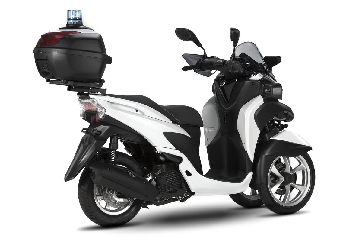 Yamaha Tricity 125 For Police - image 009466-000104013 on http://moto.motori.net