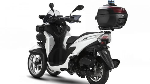Yamaha Tricity 125 For Police - image 009466-000104014-500x280 on http://moto.motori.net