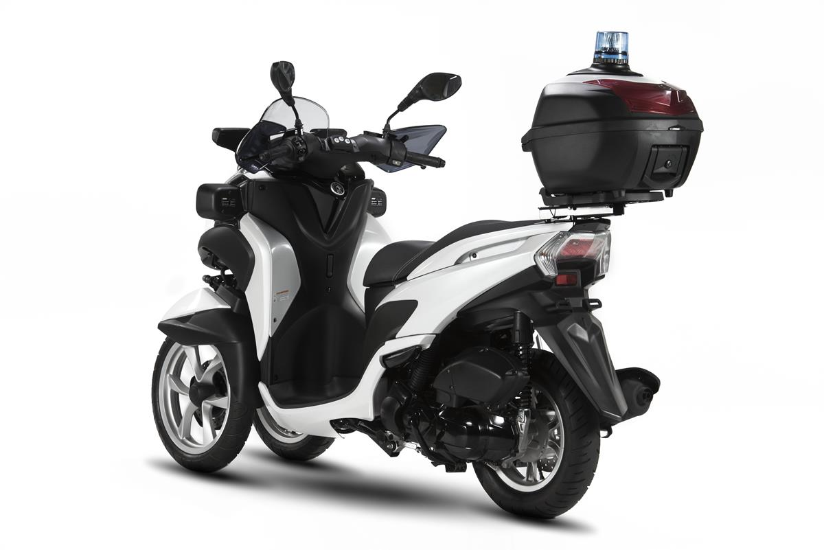 Yamaha Tricity 125 For Police - image 009466-000104014 on http://moto.motori.net