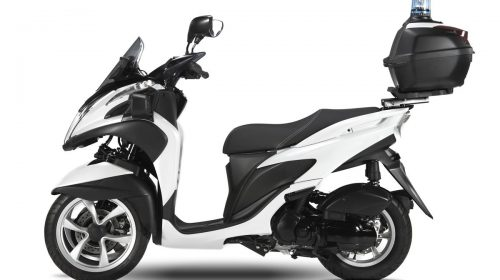 Yamaha Tricity 125 For Police - image 009466-000104015-500x280 on http://moto.motori.net