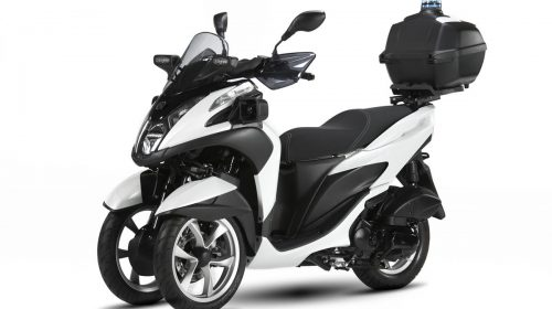 Yamaha Tricity 125 For Police - image 009466-000104016-500x280 on http://moto.motori.net