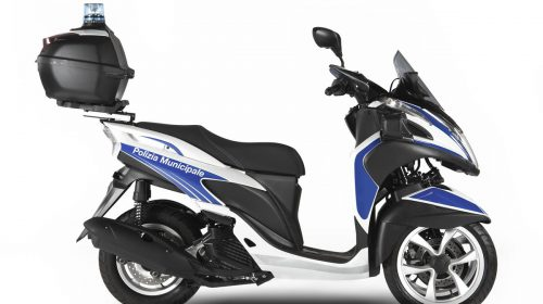 Yamaha Tricity 125 For Police - image 009466-000104018-500x280 on http://moto.motori.net