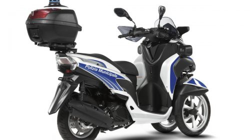 Yamaha Tricity 125 For Police - image 009466-000104019-500x280 on http://moto.motori.net