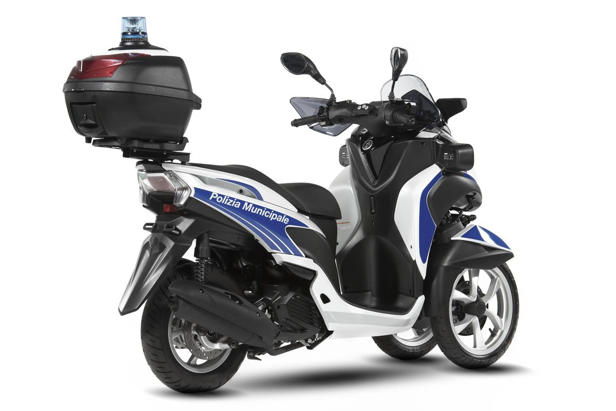 Yamaha Tricity 125 For Police - image 009466-000104019 on http://moto.motori.net