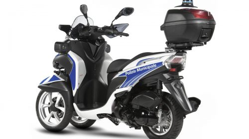 Yamaha Tricity 125 For Police - image 009466-000104020-500x280 on http://moto.motori.net