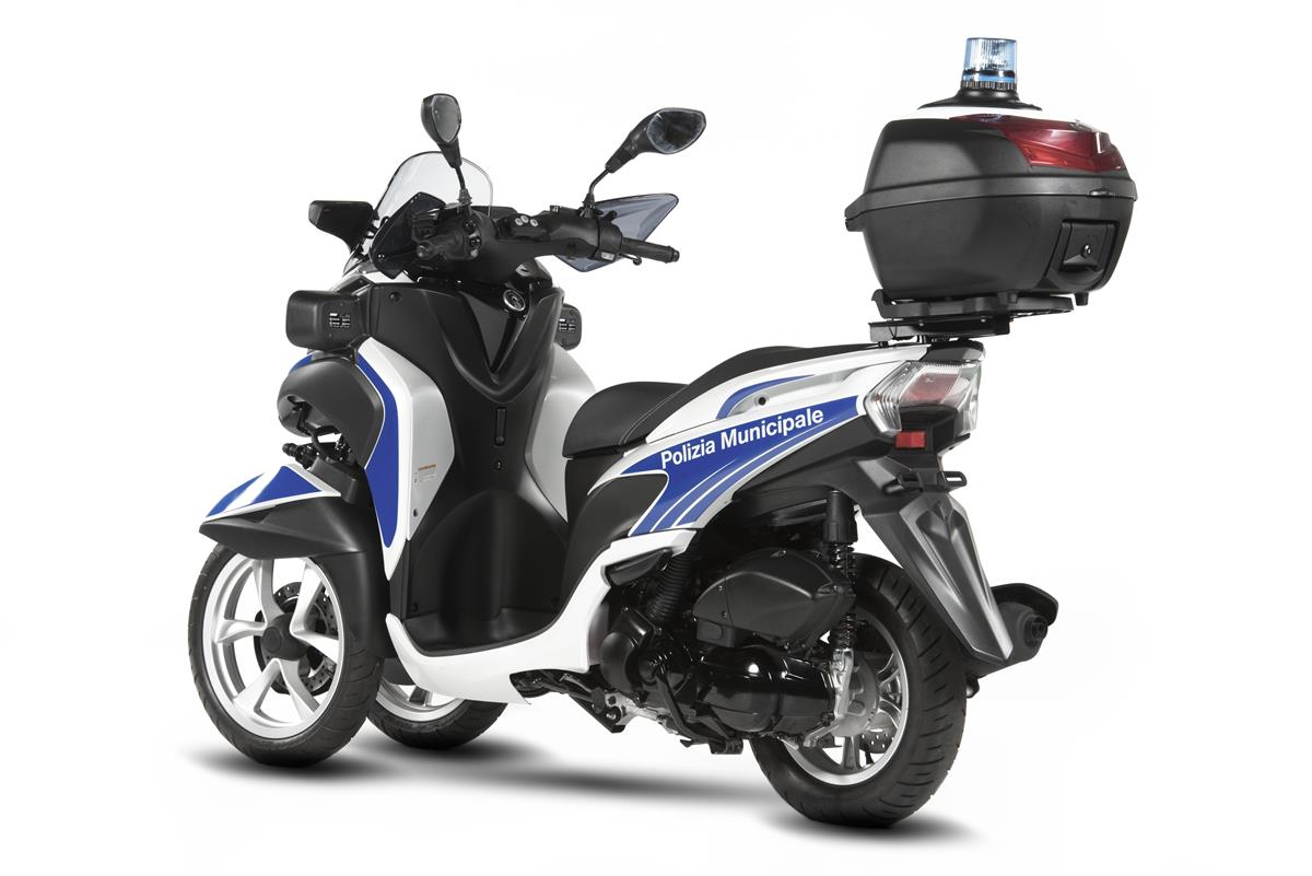 Yamaha Tricity 125 For Police - image 009466-000104020 on http://moto.motori.net